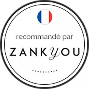 Fr badges zankyou flag